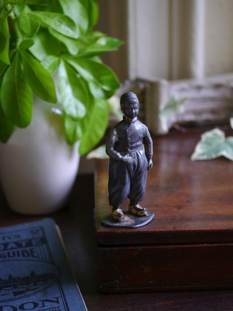 オランダの鉛人形