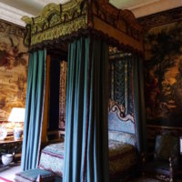 Queen Elizabeth's Bedroom (2)